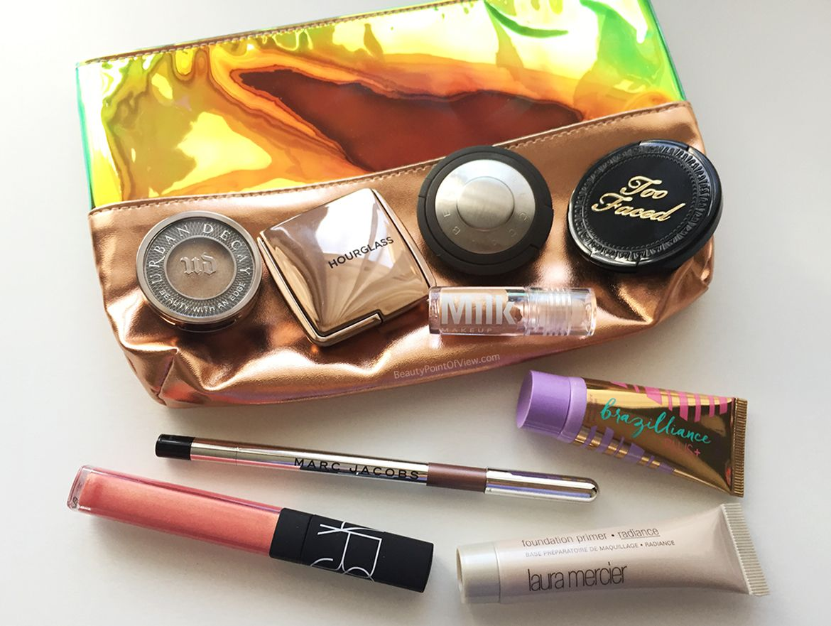 Sephora Favorites Sunkissed Glow pack - Review and details #sephora #makeup #sunkissedglow #beauty #summer #highlight