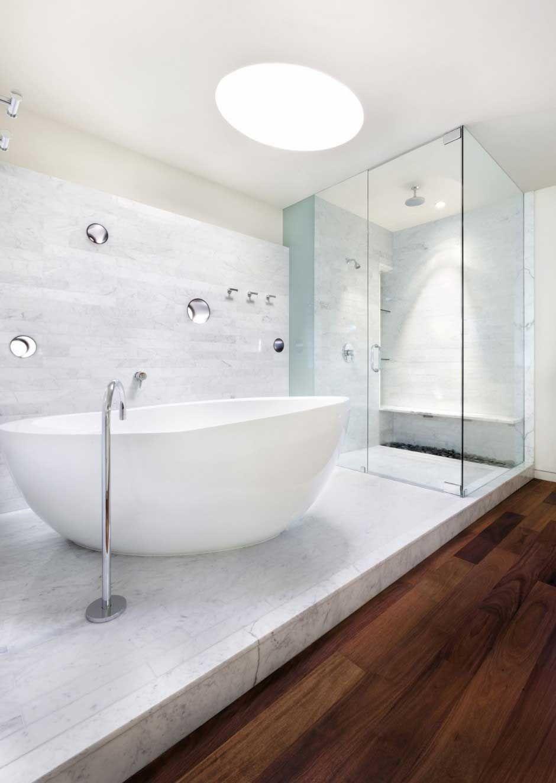 White Interior Design – Excellent White Bathroom Ideas Bathroom ...