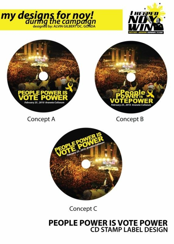 CD Cover  Designer: Alvin Gilbert Dc. Gonda  Email: abugonda@yahoo.com