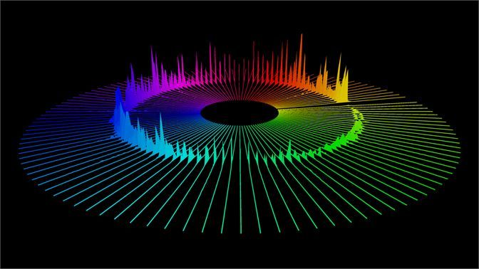Get Spectrum Music Visualizer Microsoft Store Music