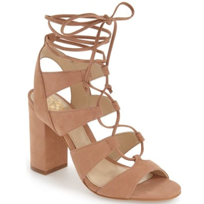 Vince Camuto Suede Dress Sandals