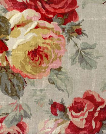 12 98 Richloom Queen Bramble Floral Upholstery Fabric Floral Upholstery Vintage Floral Fabric