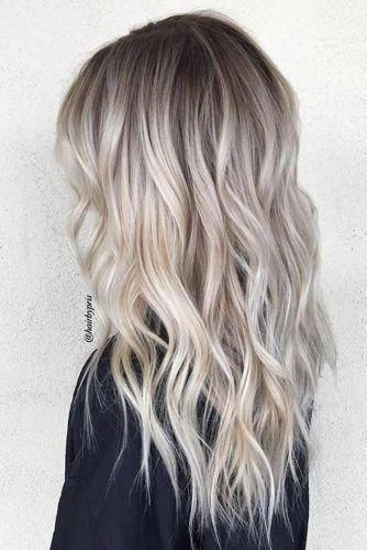 Ideas to go blonde - Icy long balayage | allthestufficareabout.com hairstyles, blonde bob, ash blonde, icy blonde, wavy blonde hair, short hair, beautiful blonde hairstyles, bright blonde balayage, trendy cut and color, celebrity hairstyles, best hairstyle for tall woman, baleyage with dimension, long medium long bob, ombre hair, 50 shades of blonde, kardashian hairsyle, stunning shoulder lenght blonde haircuts 2018, ideas for blonde balayage, khloe haircu #longbobhair #ashblondebalayage