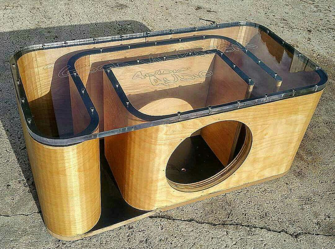 best 25+ subwoofer box design ideas on pinterest | car audio