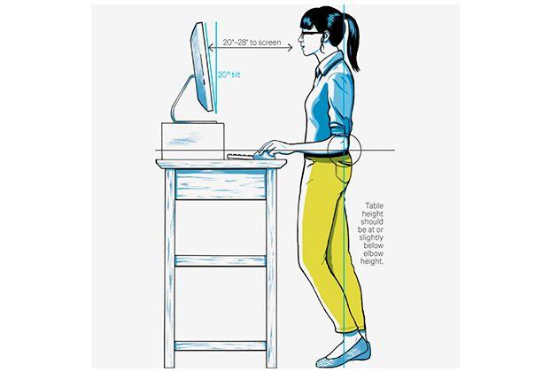 Surprising The Best Standing Desks Datadiva Best Standing Desk Gmtry Best Dining Table And Chair Ideas Images Gmtryco