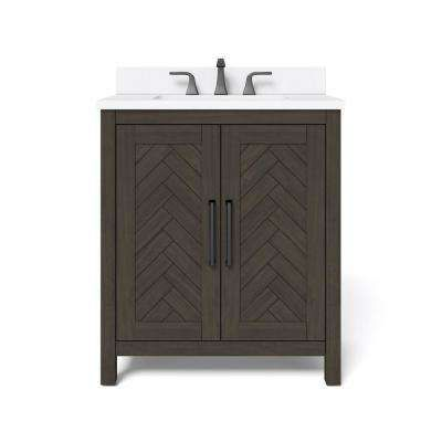 Unbranded Bathroom Vanities Bath The Home Depot In 2020 Engineered Stone Bath Vanities Vanity