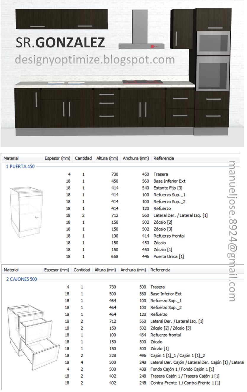 Diseños De Muebles Armarios Cocinas Bibliotecas Etc Construcción De Cocina Modular Planos Y L Cocinas Modulares Diseño De Muebles Hacer Muebles De Cocina