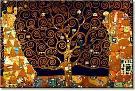 Resultado De Imagen Para El Beso Klimt Significado Klimt Tree Lover Posters And Prints