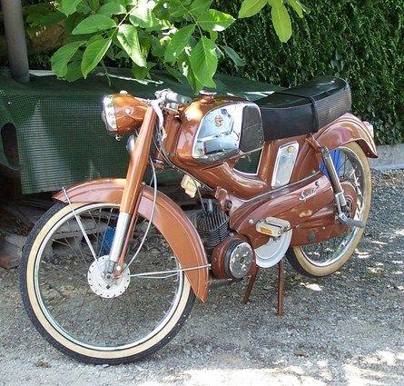 1d2bc222eee7ad MOTOBÉCANE SP 50 - 1966   Interesting   Motorcycle, Motorbikes, Bike