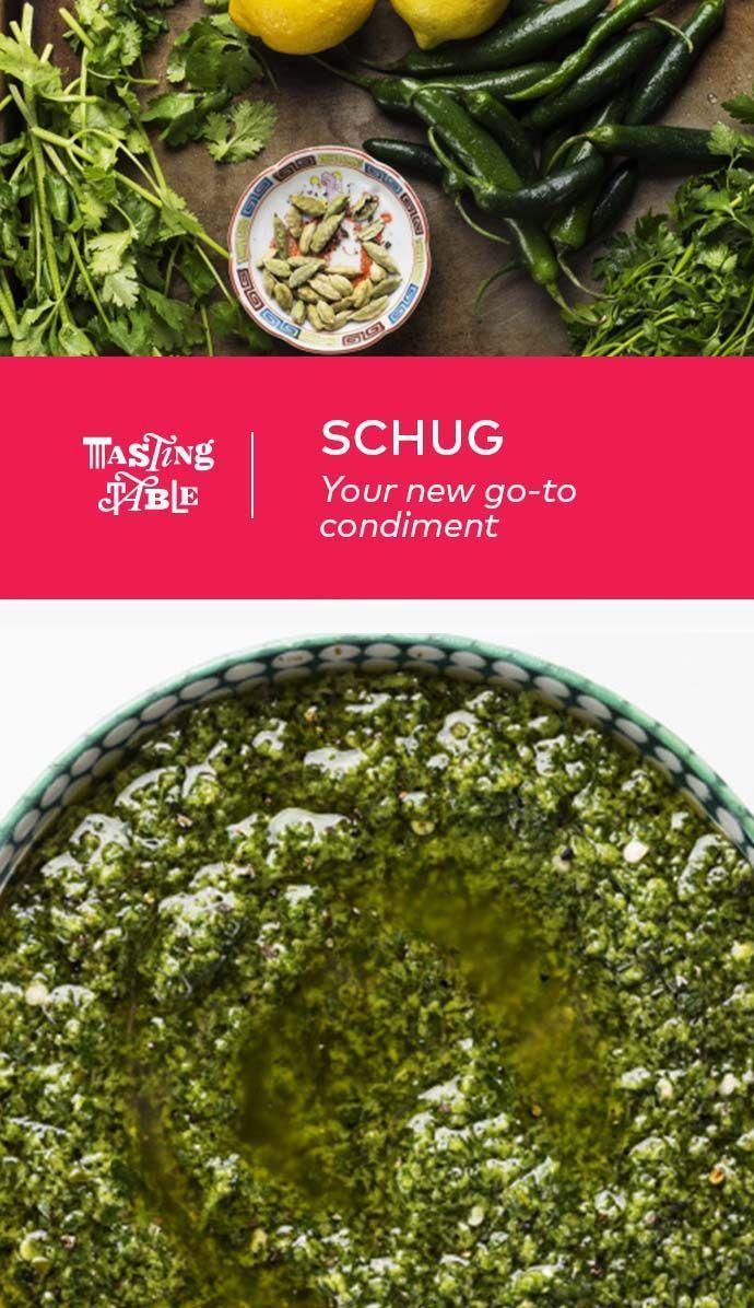 Schug Recipe Schug Recipe Food Processor Recipes