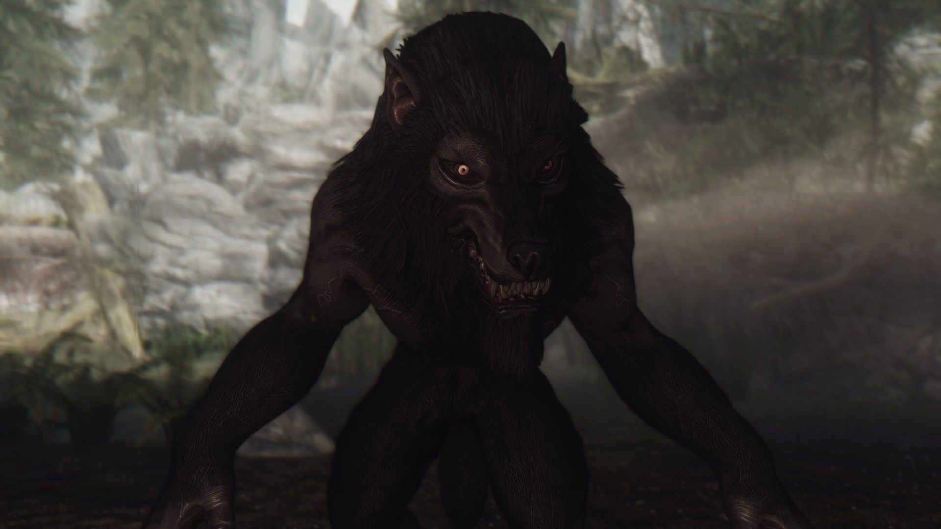 Moonlight Tales Werewolf Essentials At Skyrim Nexus Mods And