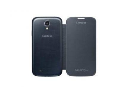 Galaxy S4 fekete flip telefontok  be79687bc0