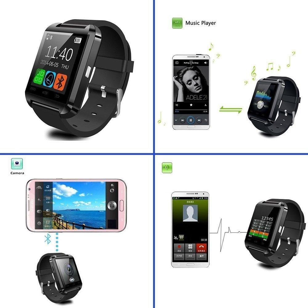 Bluetooth Smart Watch for Android Smartphones Smartphone