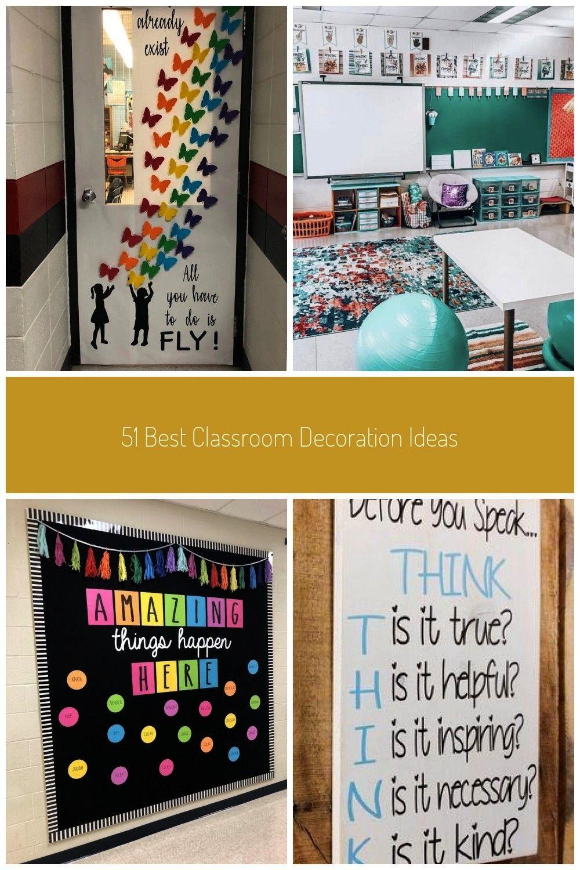 Excellent DIY Classroom Decoration Ideas amp Themes to Inspire You - classroom35+ Excellent DIY Class
