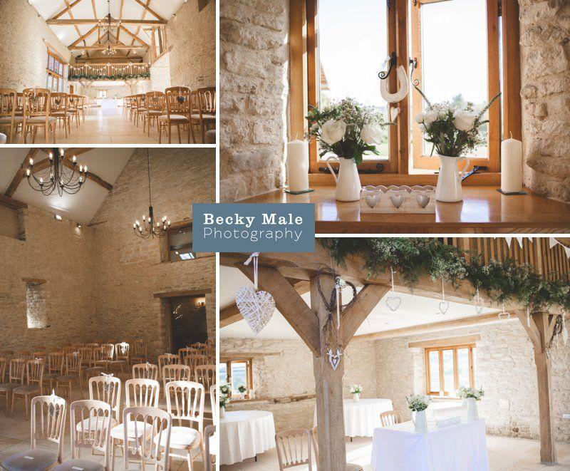 Kingscote Barn Wedding Venue Tetbury Gloucestershire GL8 8YE Photography By
