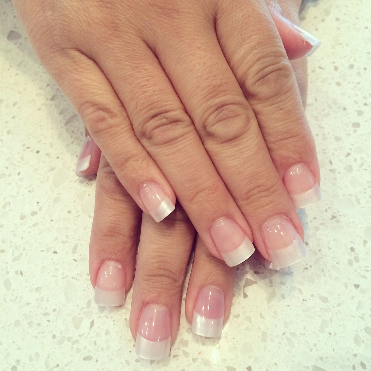 Classic Pearl Tip Acrylic Nails Www Vitalitystudiosa Com Pearl Nails Acrylic Nail Tips Nail Tips