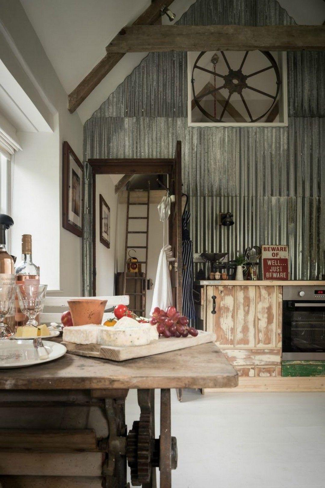 27 Awesome Industrial Farmhouse Design Ideas #industrialfarmhouse
