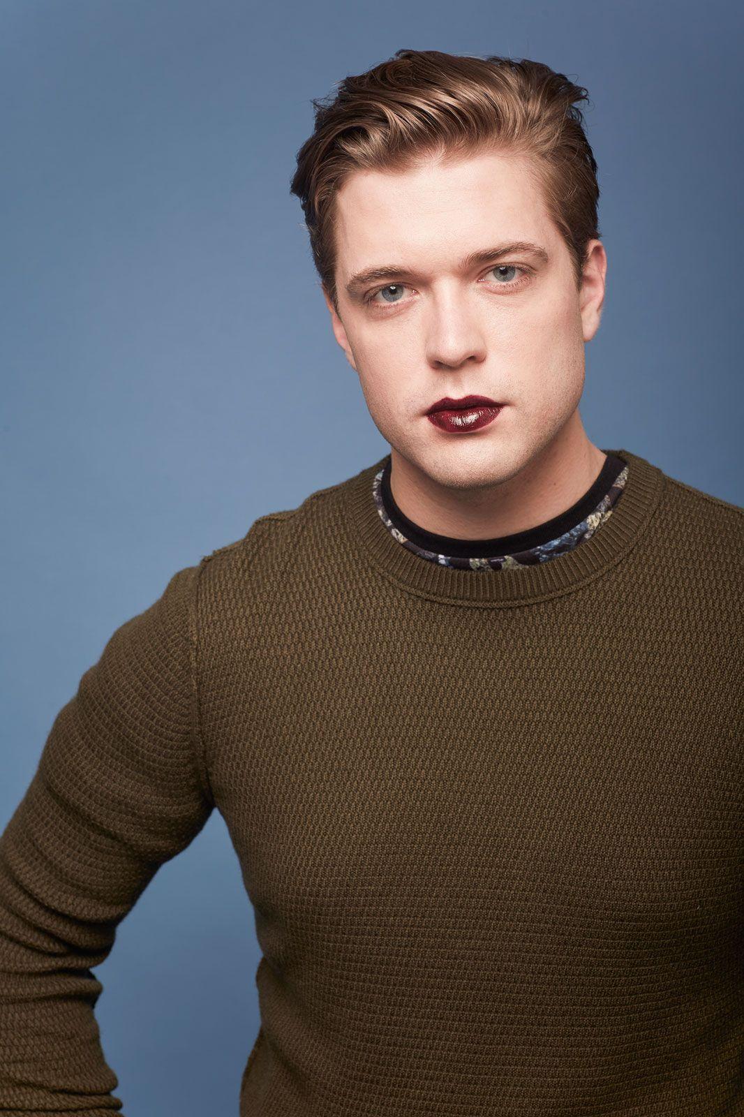 Boys In Lipstick, Just Because   Men wearing makeup, Wear
