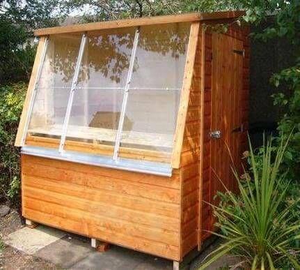 Potting Shed Timber garden sheds, Garden buildings, Shed