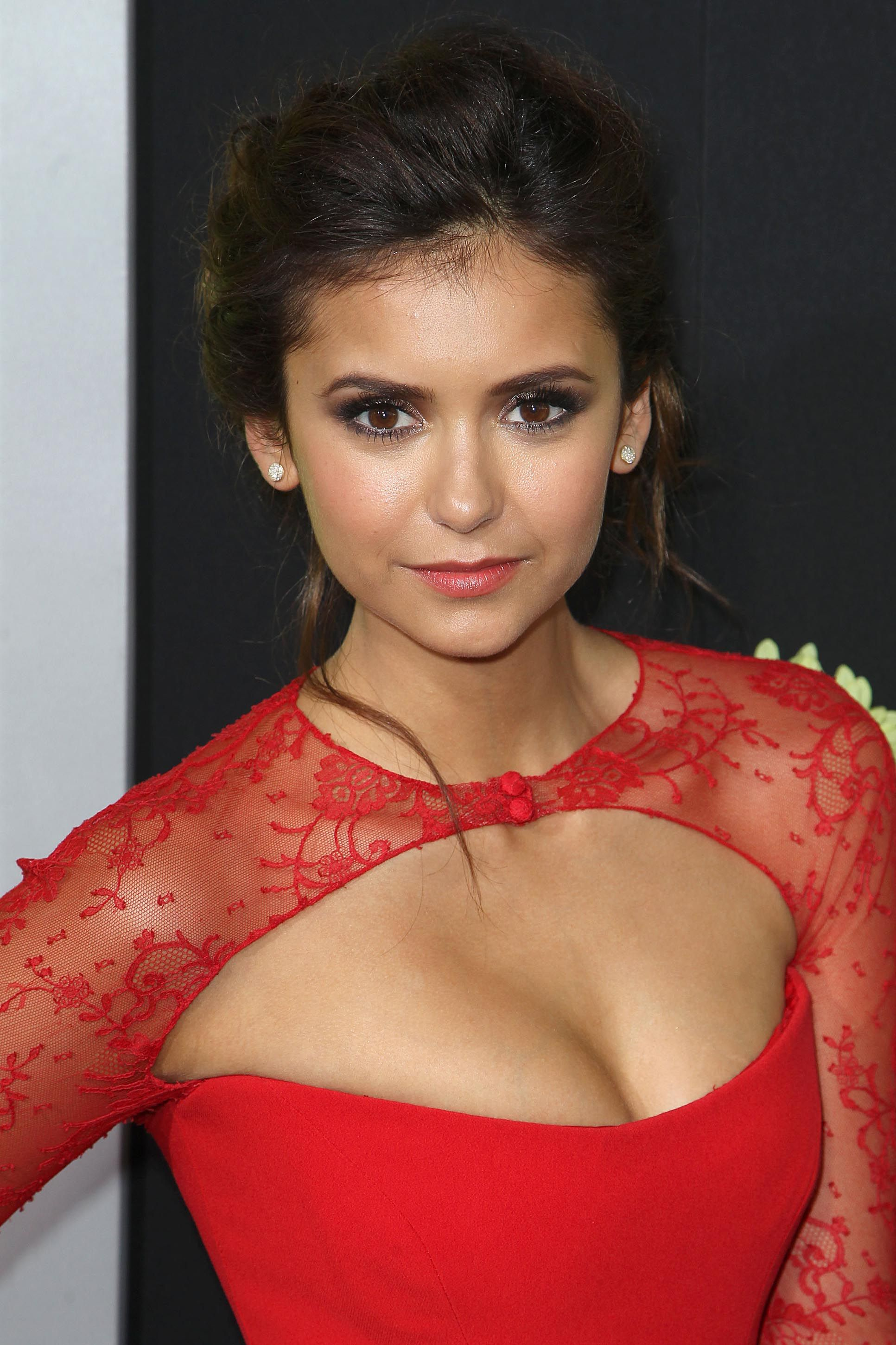 Nina Dobrev Her Skin Care Secrets At