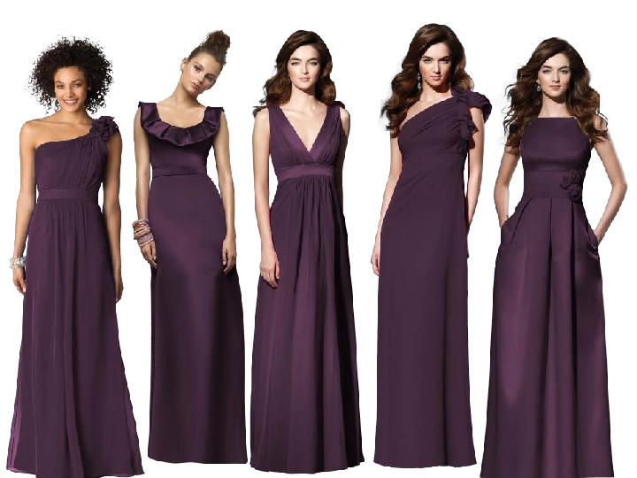 Dessy dress colors that compliment