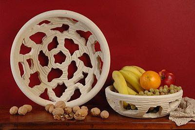 """Centrotavola """"Le Meraviglie della Pietra"""" - Castrignano dei Greci (Lecce) http://www.lemeravigliedellapietra.com/centrotavolauno.htm"""