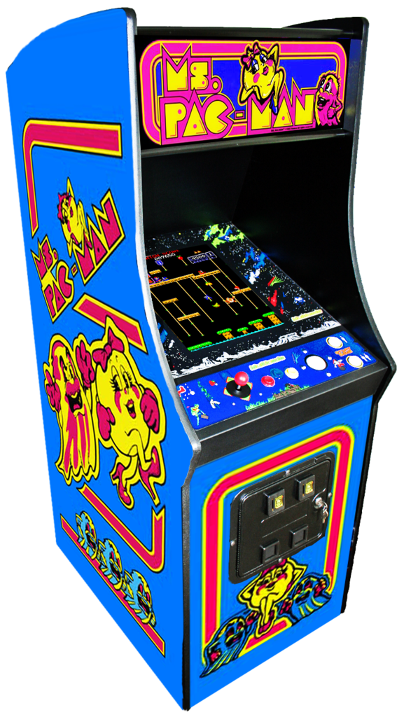 Top 20 Classic Arcade Games of the 80s