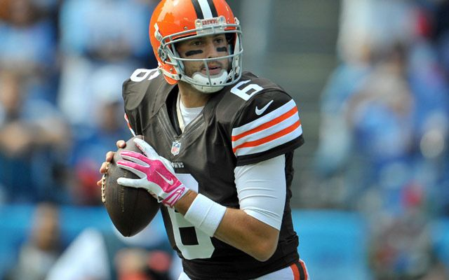 Why Brian Hoyer Is Rooting Against Nick Foles And Mark Sanchez Brian Hoyer Mark Sanchez Teams