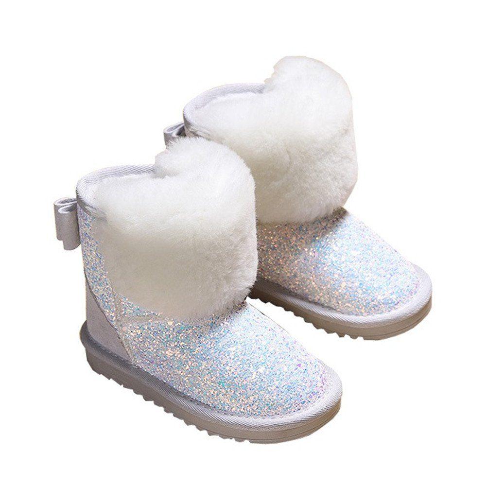 Warm snow boots, Kids boots