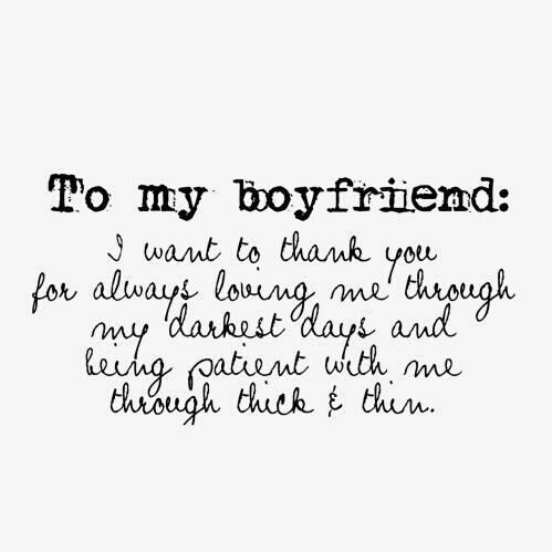 Pin by Rosalyn on So sweet Pinterest Boyfriends, Thoughts and Qoutes - thank you letter to my boyfriend