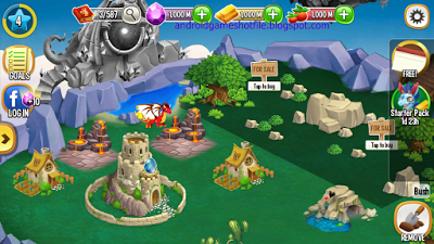 dragon city unlimited gems apk