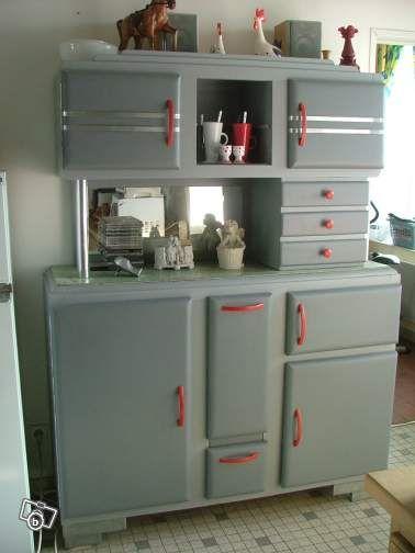 Buffet de cuisine vintage année 60 | Déco séjour | Pinterest ...