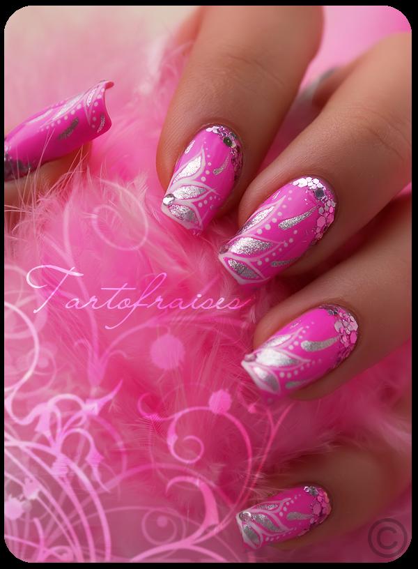 Pinky Nail Art De Todo Pinterest Nail Nail Manicure And Pink