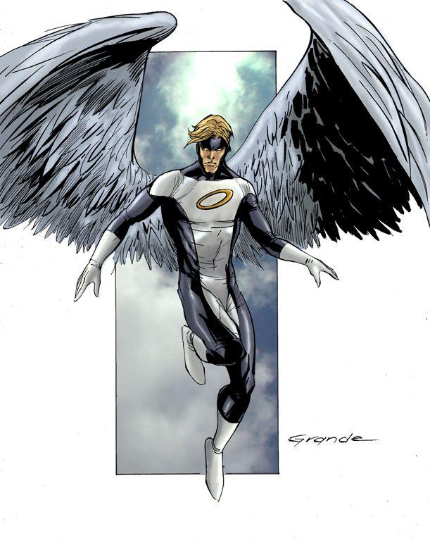Angel by J. C. Grande