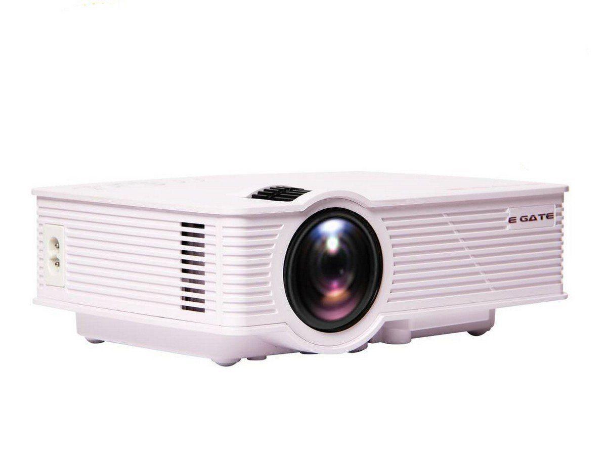 Egate I9 Led Projector White 109044 Pinterest Proyektor Unic Uc40 Mini