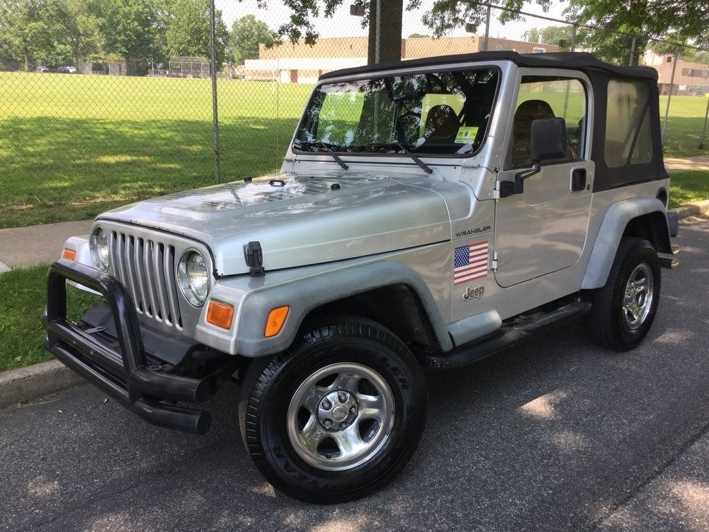 awesome Great 2002 Jeep Wrangler X 2002 JEEP WRANGLER X 4L