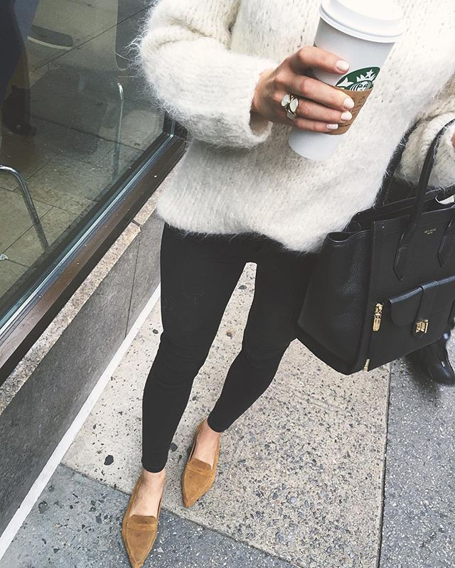 "ANDREA PION PIERRE / Twin Mama on Instagram: ""�casual #ootd for this cold and rainy Thursday! � double tap for outfit details! ����{�: @charmingcharlie} #ccstyle #stylewatchxCC"""
