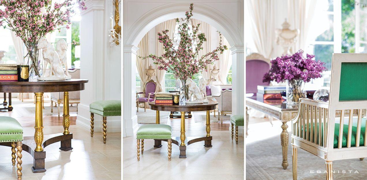 Ebanista Handcrafted Luxury Furnishings Objets D Art Home Decor Furnishings Handcrafted Luxury