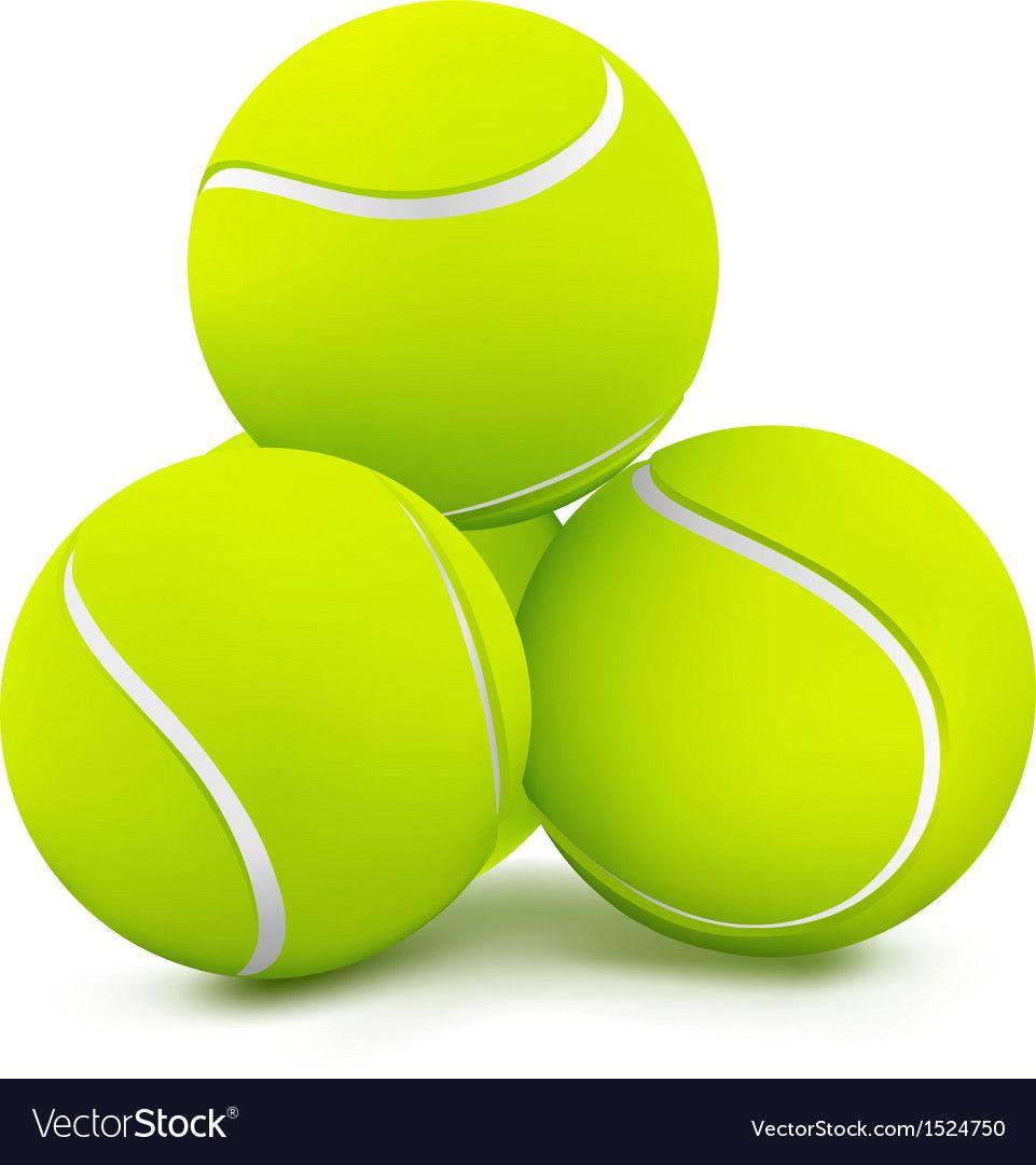 Three Tennis Balls Download A Free Preview Or High Quality Adobe Illustrator Ai Eps Pdf And High Resolution Jpeg Versions Tennis Tennis Balls Tennis Ball