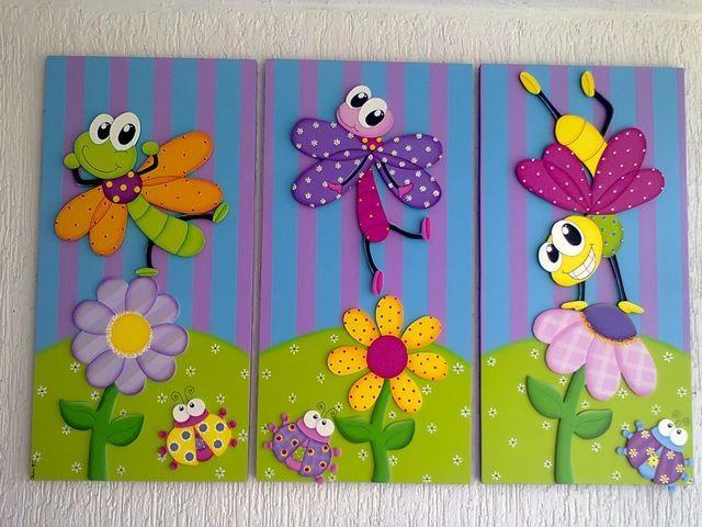 cuadro decorativo infantil