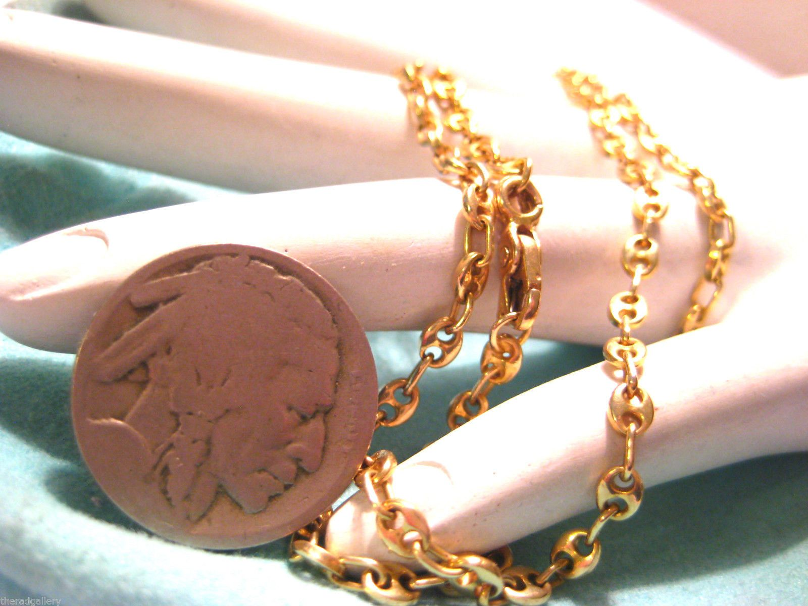 507800aab Love the Gucci Style Chain!!! Vintage Estate 14K Yellow Gold Gucci Chain  Necklace 20