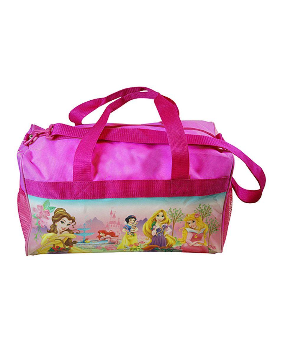 ad031aefdd Love this Princess Duffel Bag by Disney Princess on  zulily!  zulilyfinds