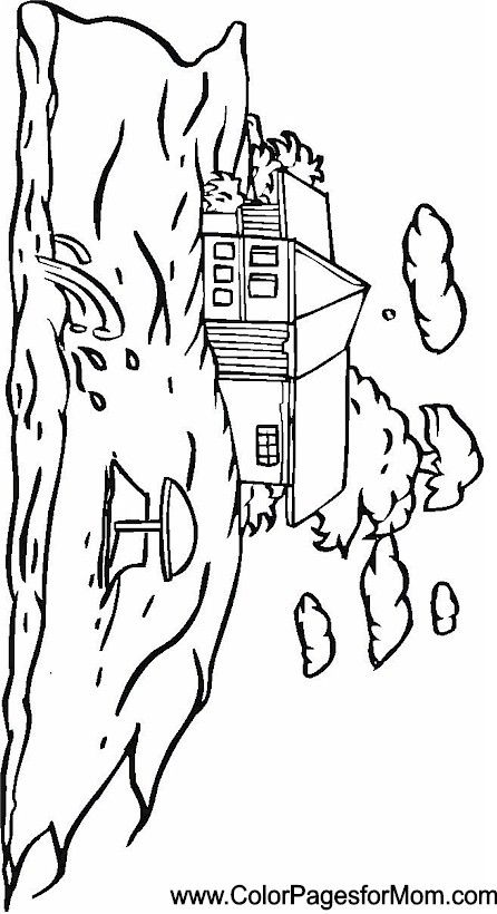 vacation coloring page 28 | ADULT Coloring is Art | Pinterest