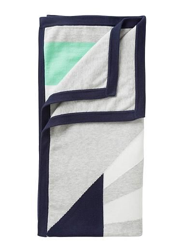 Baby Accessories | Nb Circus Blanket | Seed Heritage