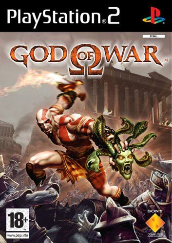 GOD OF WAR 24x36 POSTER VIDEO GAMES SONY PLAY STATION 4 GIFT BRAND NEW GAMER FUN