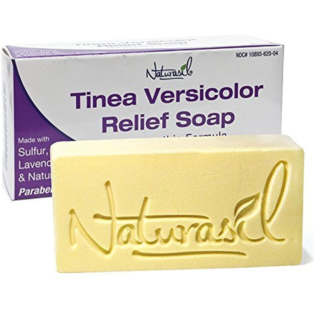 Details about Best Soap for Tinea Versicolor Homoeopathic