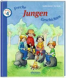 Freche Jungen-Geschichten zum Vorlesen - Grimm / Hardt (ab 4 Jahren)