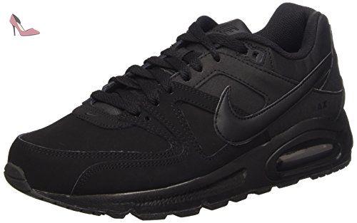 Nike Chaussures En Cuir De Commande Air Max De Course De Hommel