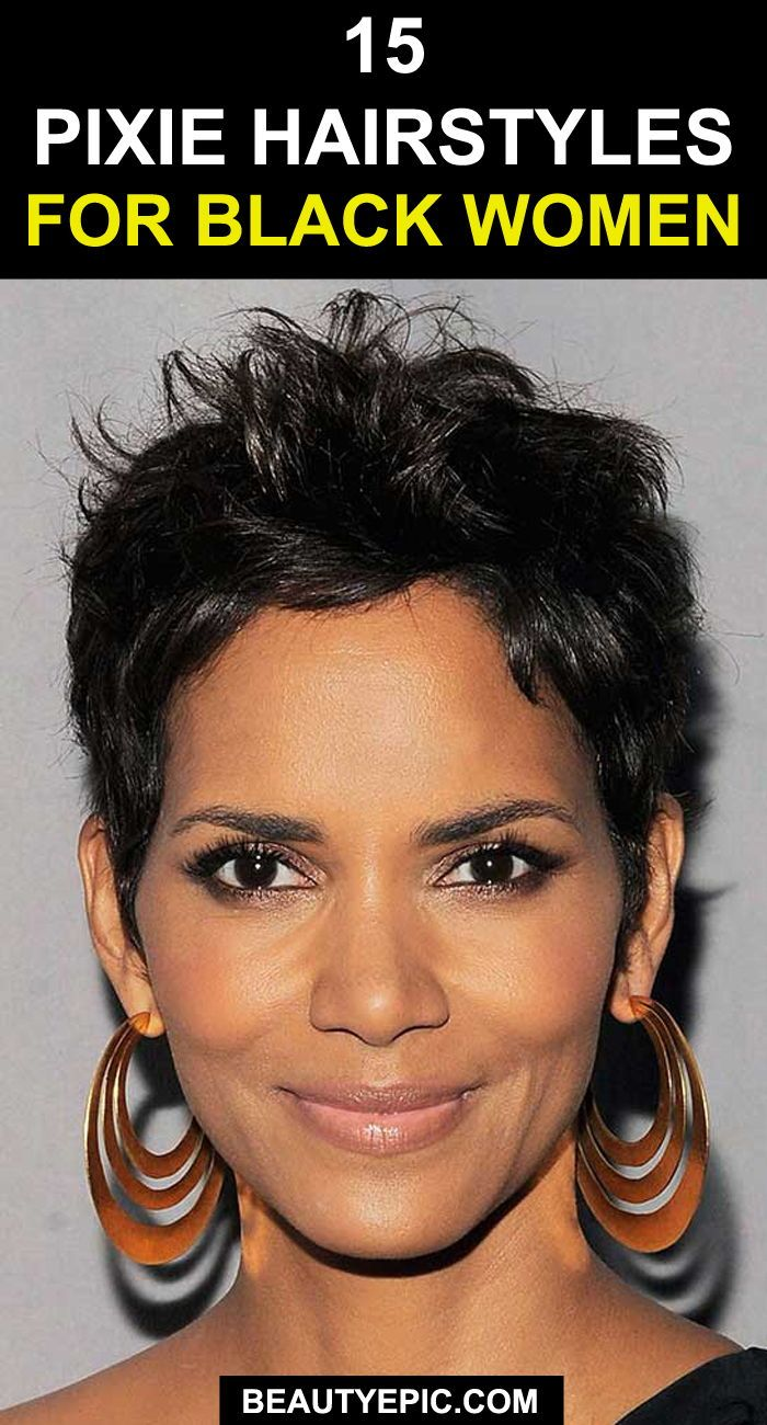 amazing pixie haircuts for black women fame pinterest