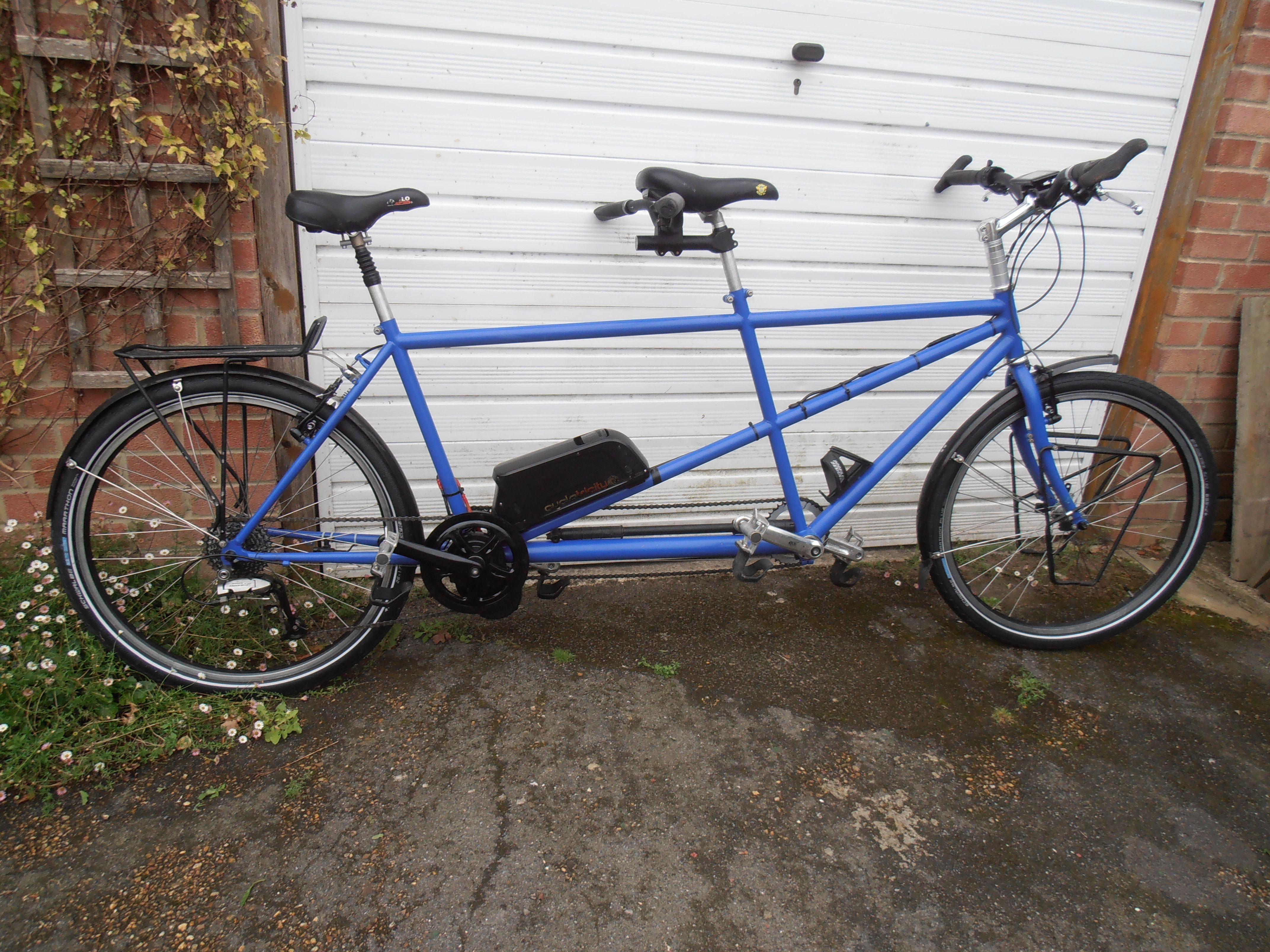 Tandem Electric Bike Conversion Electric Bike Electric Bike Conversion Electric Bike Kits